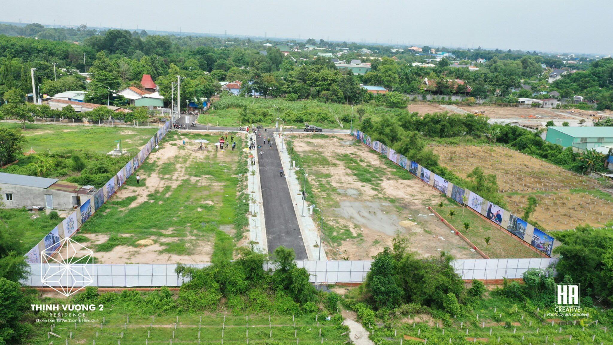Bán Đất Đường Nguyễn Thị Lắng 100% Thổ Cư – Xây Dựng Tự Do