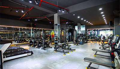 Phòng Gym Safira