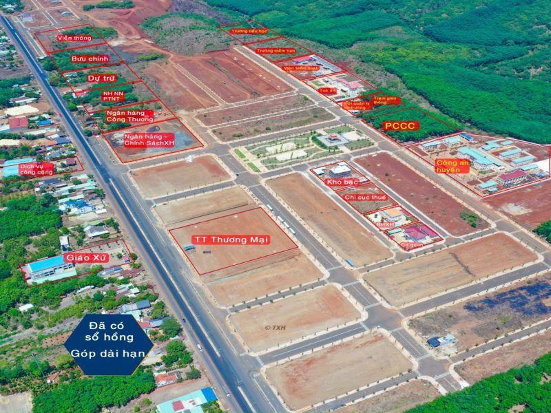 Bán Đất Nền Bình Phước 9Tr/m2 – Sổ Hồng Riêng – Hỗ Trợ Vay Vốn 50%