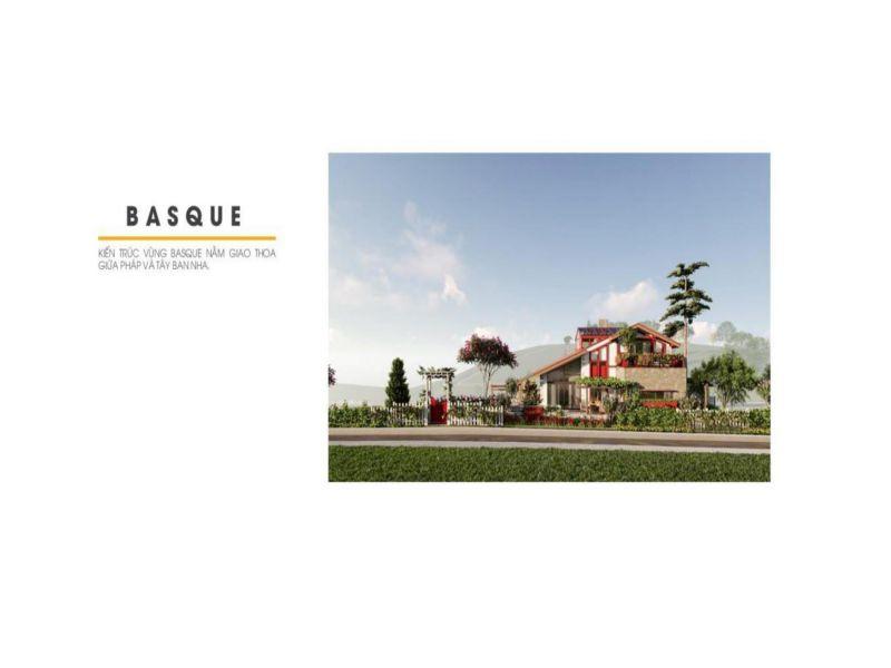 nhà kiểu basque
