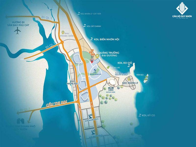 vị trí takashi ocean suite