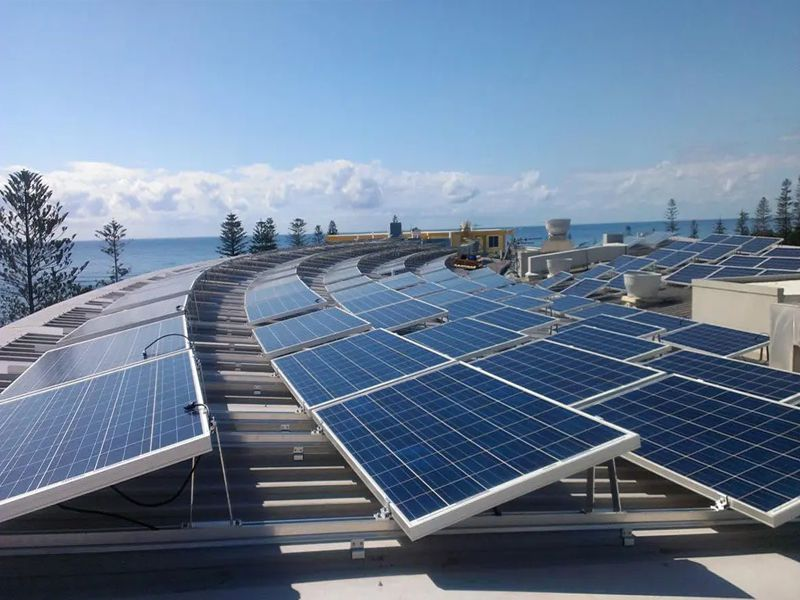 nhà máy điện năng lượng mặt trời